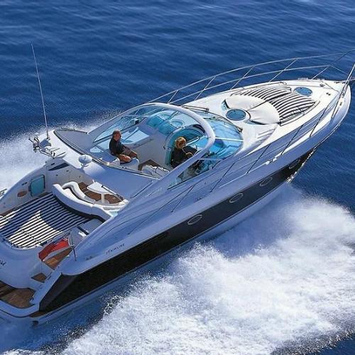 "marbella boat charter - Fairline ""43"" Targa"