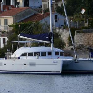 "marbella boat charter - Lagoon 38′ ""Master V"""