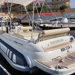 "marbella boat charter - Novurania ""Avatar"""