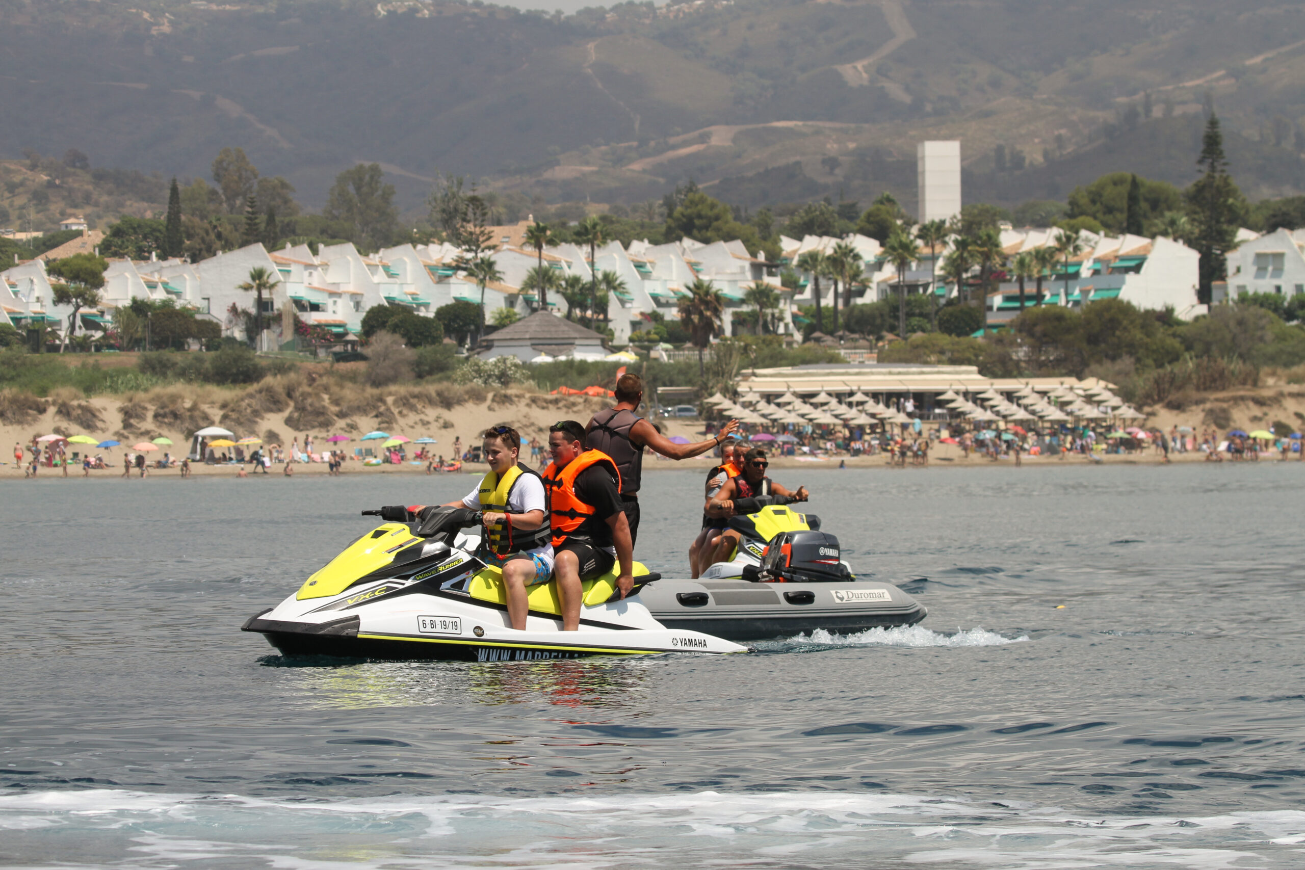 Marbella Jet Ski